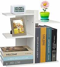 Schreibtischregal, Bücherregal, Bücherregal,