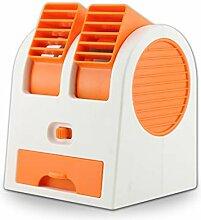 Schreibtischventilator,Mini USB Ventilator Fan