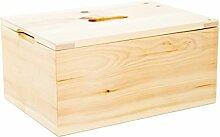 Schreinerei Senega Brotkasten aus Zirbenholz