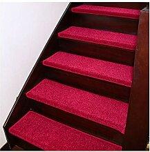 Schritt Teppich Selbstklebende Treppenstufen