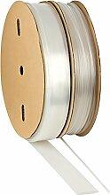 Schrumpfschlauch 2:1 transparent / klar Auswahl aus 10 Größen und 6 Längen Meterware von ISO-PROFI® (hier: Ø3mm - 10 Meter)