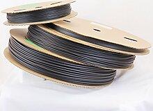 Schrumpfschlauch Rolle Rollenware in Auswahl 1mm bis 40mm