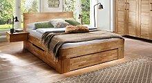 Schubkasten-Bett Pasja Bett mit Bettkasten 140x200