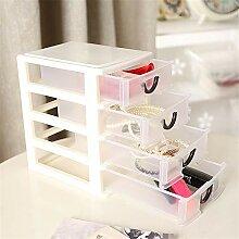 Schublade Art kosmetische Aufbewahrungsbox