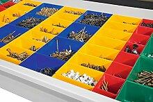 Schubladeneinteilungen/Kunststoffkästen für