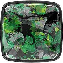 Schubladenknäufe, 30 mm, Glas, für Zuhause,