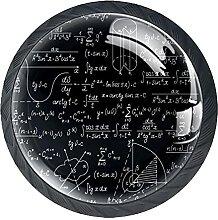 Schubladenknäufe, geometrische Formeln und