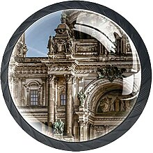 Schubladenknöpfe Berliner Kathedrale Schrank
