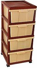 Schubladenschrank Kunststoff/Plastic Storage