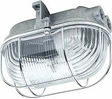 Schuch Licht–Decke/Wand Lampe Oval 1x