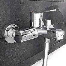SCHÜTTE Mischbatterie für Badewanne FUTURA DVGW