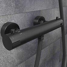 SCHÜTTE Thermostat-Duscharmatur LONDON 5,5 cm
