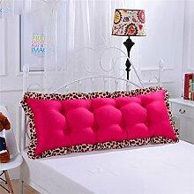 Schützen Sie die Taille lässigen Kissen Dreieck Dreidimensional Bettseite Sofa Kissen Kissen Rückenlehne Lordosenstütze Kissen gemütlich entspannen weich Baumwolle QLDX-Cushions ( Farbe : #11 , größe : Length 1.4m )