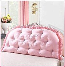 Schützen Sie die Taille lässigen Kissen Kissen Kissen Rückenlehne Bedside Einzelbett Doppelbett Bett Große Kissen Kissen Lovely Komfortable Soft Abnehmbare Wash QLDX-Cushions ( Farbe : #8 , größe : 150*80cm )