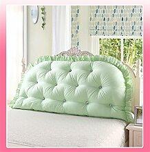 Schützen Sie die Taille lässigen Kissen Kissen Kissen Rückenlehne Bedside Einzelbett Doppelbett Bett Große Kissen Kissen Lovely Komfortable Soft Abnehmbare Wash QLDX-Cushions ( Farbe : #11 , größe : 150*80cm )
