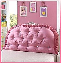 Schützen Sie die Taille lässigen Kissen Kissen Kissen Rückenlehne Bedside Einzelbett Doppelbett Bett Große Kissen Kissen Lovely Komfortable Soft Abnehmbare Wash QLDX-Cushions ( Farbe : #9 , größe : 200*80cm )