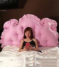 Schützen Sie die Taille lässigen Kissen Kissen Kissen Rückenlehne Bedside Einzelbett Doppelbett Bett Große Kissen Kissen Lovely Comfortable Soft QLDX-Cushions ( Farbe : #8 , größe : Length 1.8m )