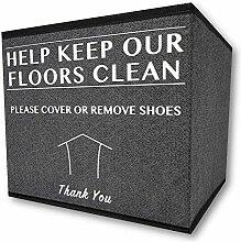 Schuh-Aufbewahrungsbox, faltbarer Halter für