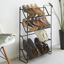 Schuhregal für 12 Paar Schuhe