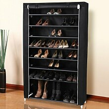 Schuhregal für 54 Paar Schuhe