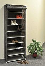 Schuhregal, Schuhablage, Schuhaufbewahrung, Regal