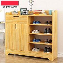 Schuhregal Schuhschrank Simple Storage Cabinet