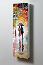 Schuhschrank Gemälde für 8 Paare