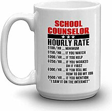 SCHULE COUNSELOR Kaffee-Haferl - SCHULE COUNSELOR