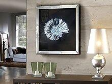 Schuller–Wandbild Spiegel Fosil 60x 60