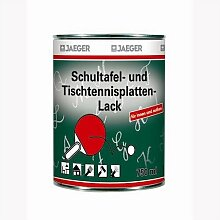 Schultafellack und Tischtennisplattenlack 375 ml -