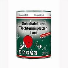 Schultafellack und Tischtennisplattenlack 750 ml -