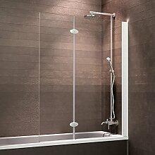 Schulte 4061164001209 Duschabtrennung Badewanne