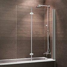 Schulte 4061164001223 Duschabtrennung Badewanne
