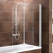 Schulte 4061164001346 Duschabtrennung Badewanne
