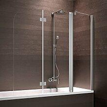 Schulte Badewannenaufsatz Duschabtrennung