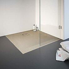 Schulte Duschwanne 90x90 cm, Quadrat Schulte-plan,
