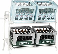 Schulte Regalwelt Getränkekistenregal,