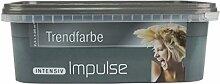 Schulz Wandfarbe, Impulse Intensiv, Farbton grey, Premium Qualität, 2,5 L