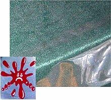 Schutzdecke rund 135 cm transparent WASSERDICHT