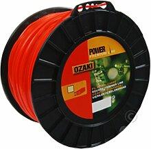 Schutzhülle 2Materialien kabellos Ozaki Premium Line quadratisch–Kräuter Dicke