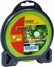 Schutzhülle 2Materialien kabellos Ozaki Premium Line rund–Kräuter Dicke