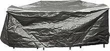 Schutzhülle 215x170x80cm grau für lange