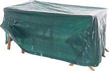 Schutzhülle für Gartenmöbel Set Anke, grün