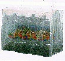 Schutzhülle für Gartenschaukeln 3-sitzig Basic 240x150x135cm
