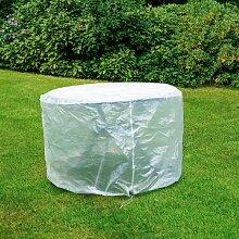 Schutzhülle für Gartentische, ca. 143x93 cm, Material: PE, Abdeckhaube