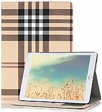 schutzhülle für iPad pro 9.7,elecfan®Kartenfächer Bookstyle Folio Kasten Abdeckung Standplatz magnetisches PU Leder mit intelligenter Selbstschlaf / Wake Eigenschaft Fall Abdeckung für iPad Pro 9.7 Zoll (iPad Pro 9.7, A02)