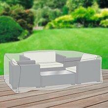 Schutzhülle für Lounge-Gruppen Basic 250x200x80cm