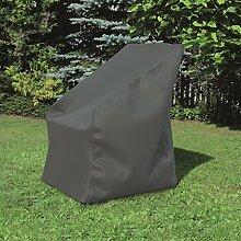 Schutzhülle für Relax-Stapelstühle Premium, Textilgewebe 420 D, 65 x 65 x 120 cm