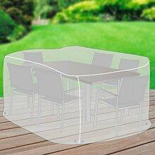 Schutzhülle für Sitzgruppen 250x150cm  Comfort  eckig