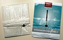 Schutzhülle für Sonnenschirm bis 3m Ø - PE/